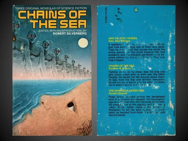"""Chains of the Sea"": The 1973 Science Fiction Novella Influencing TTSA"
